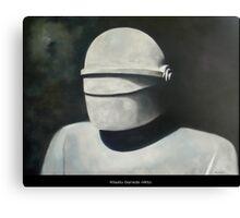 Gort Robot Canvas Print