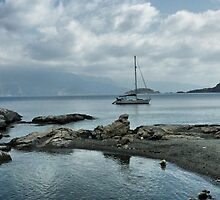 Aquarium Bay. Turkey . by Lilian Marshall