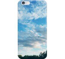 Blue Skies iPhone Case/Skin