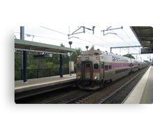 1706 MBTA Commuter Rail Canvas Print