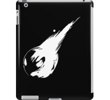 Final Fantasy VII logo minimal white iPad Case/Skin