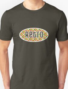 Retro green Unisex T-Shirt