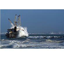 'Atlantic Energy II' Photographic Print