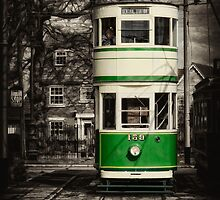 Tram Stop, Carlton Colville, Lowestoft by Simon Duckworth