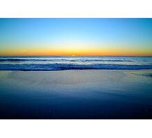 Australia Sunset Photographic Print