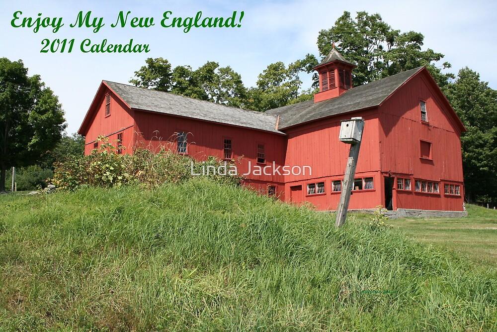 Enjoy My New England! by Linda Jackson