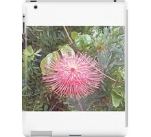 high in sky flower iPad Case/Skin