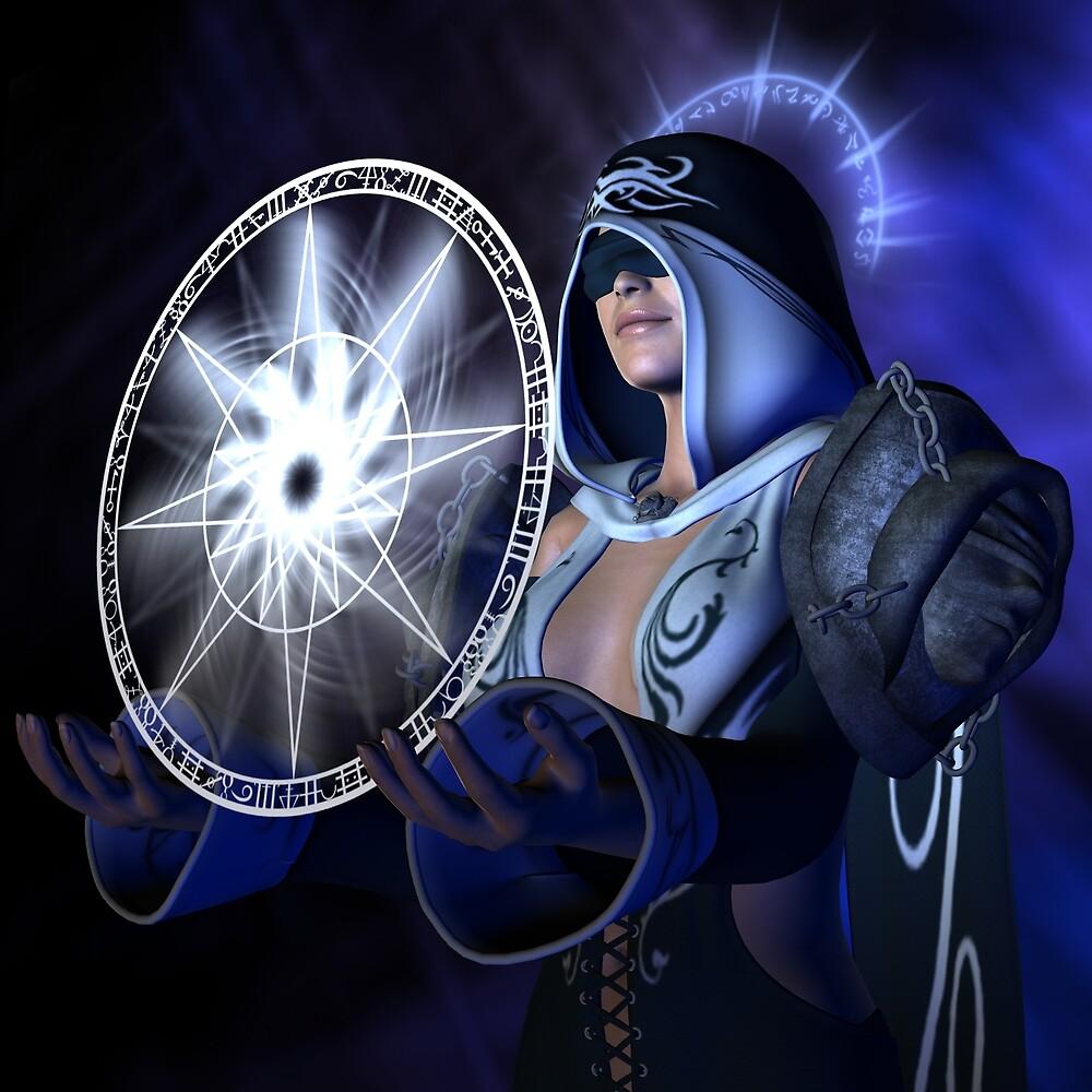 Conjuring wizard by Patrik Ruzic