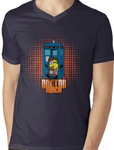 Doc Minion Generation 11 Mens V-Neck T-Shirt