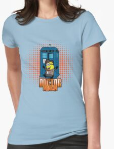 Doc Minion Generation 11 Womens Fitted T-Shirt