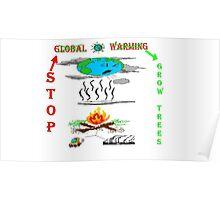 Save Earth Big Poster