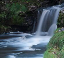 Aysgarth Falls by Jo  Kyles
