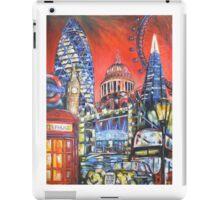 London Attractions iPad Case/Skin