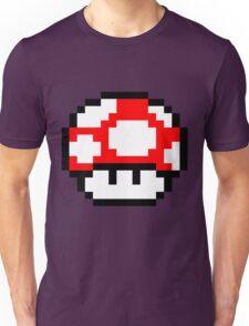 PIXEL - Super mushroom Unisex T-Shirt