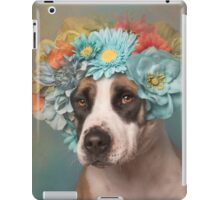 Flower Power, Adrienne iPad Case/Skin