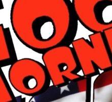 Good Morning USA! Sticker