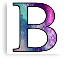 Beta Galaxy Canvas Print