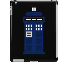 PIXEL - Tardis iPad Case/Skin