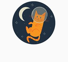 Floating Space Cat Unisex T-Shirt