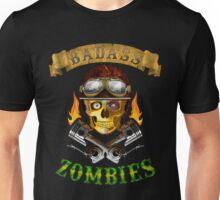 Badass Zombies Unisex T-Shirt