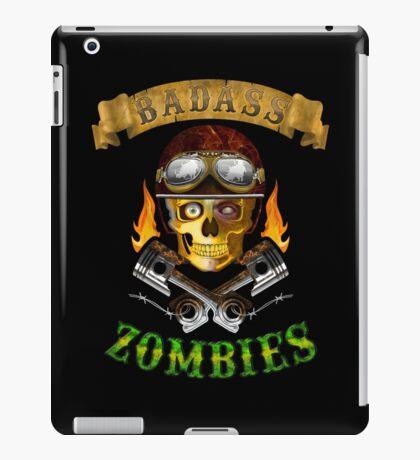 Badass Zombies iPad Case/Skin