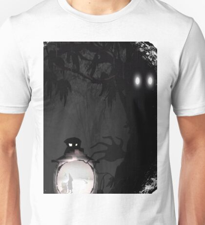 Under the Garden Hedge - The Lantern Unisex T-Shirt