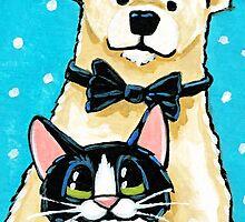 The Dapper Polar Bear by Lisa Marie Robinson