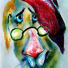 The Professor by Angela  Burman