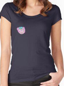 Cute Slowpoke Women's Fitted Scoop T-Shirt