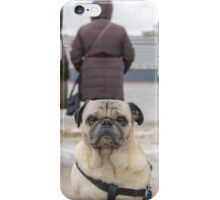 She's behind you!  iPhone Case/Skin