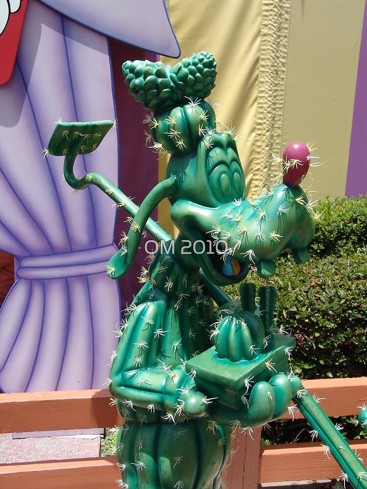 Cactus Goofy by OM 2010