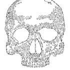 Ornate Skull by Extreme-Fantasy