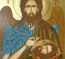 Saint Johannes by Marinella  Owens