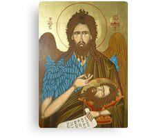 Saint Johannes Canvas Print