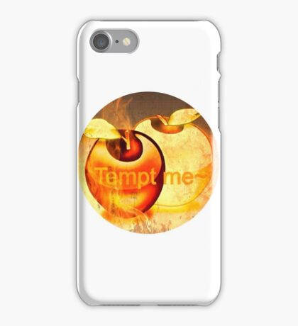 Tempt Me iPhone Case/Skin