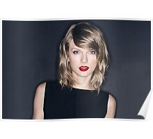 Taylor Swift Photoshoot Poster