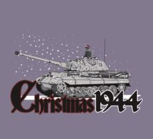 King Tiger xmas 1944 by Siegeworks .