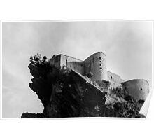 Semper Fortis - Medieval Castle  Poster
