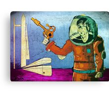 Scifi Adventure Canvas Print