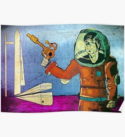 Scifi Adventure Poster