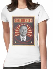 Senator Mike Lee Womens Fitted T-Shirt