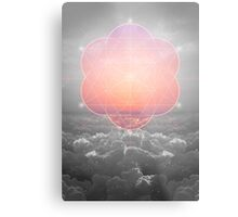 The Sun Is But A Morning Star Metal Print