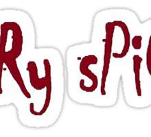 .VeRy sPiCy. Sticker