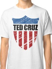 Ted Cruz Patriot Shield Classic T-Shirt