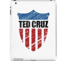 Ted Cruz Patriot Shield iPad Case/Skin