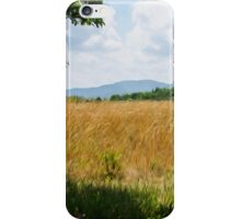 Countryside of Italy 3 iPhone Case/Skin