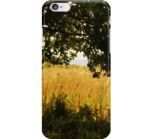 Countryside of Italy 2 iPhone Case/Skin