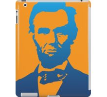 Abraham Lincoln Pop Art iPad Case/Skin