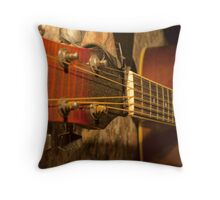 I wish I could play you Throw Pillow