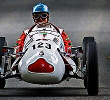 Cars and Drivers - Cooper F3 MK6 by Uwe Rothuysen